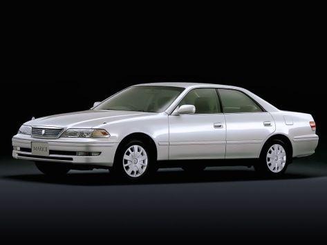 Toyota Mark II (X100) 08.1998 - 09.2000