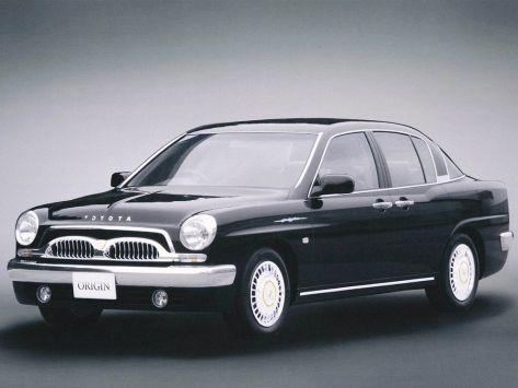 Toyota Origin (JCG17) 11.2000 - 04.2001