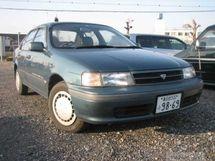 Toyota Tercel 1994, седан, 5 поколение, L50