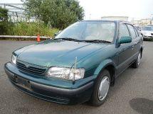 Toyota Tercel рестайлинг 1997, седан, 5 поколение, L50