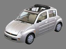 Toyota WiLL Vi 2000, седан, 1 поколение, XP10