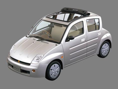 Toyota WiLL Vi (XP10) 01.2000 - 12.2001