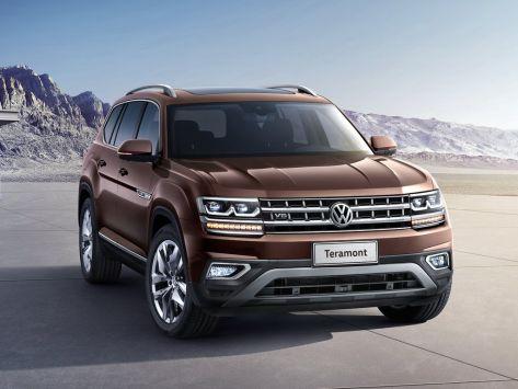 Volkswagen Teramont  11.2016 - 12.2020