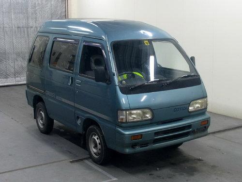 Daihatsu Atrai 1990 - 1993