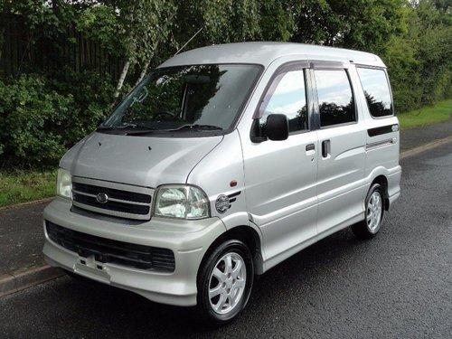 Daihatsu Atrai 1999 - 2005