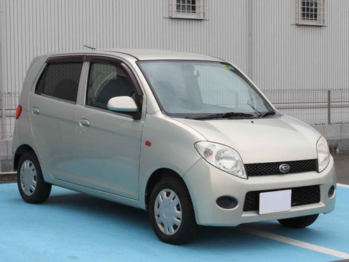 Daihatsu Max 2001 - 2003
