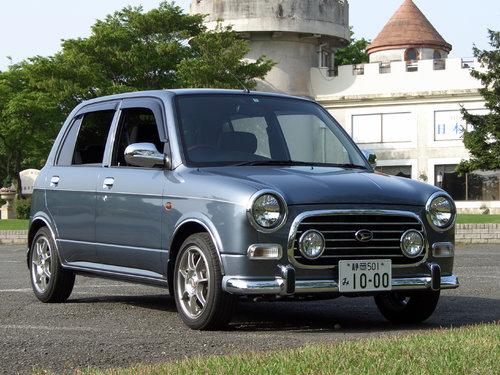 Daihatsu Mira Gino 1000 2002 - 2004
