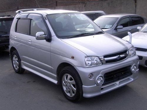 Daihatsu Terios Kid 2000 - 2006