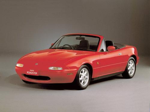 Mazda Eunos Roadster 1989 - 1997