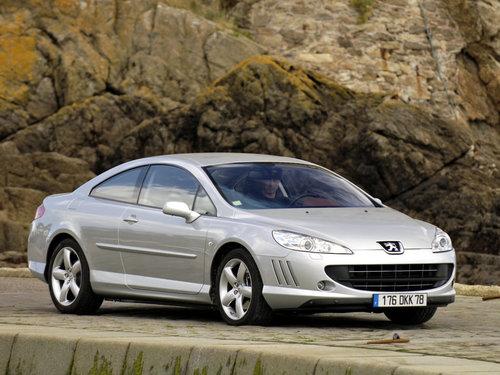 Peugeot 407 2005 - 2008