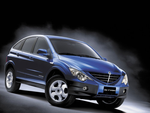SsangYong Actyon 2005 - 2010