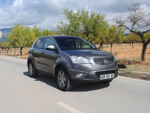 SsangYong Actyon 2011 - 2013
