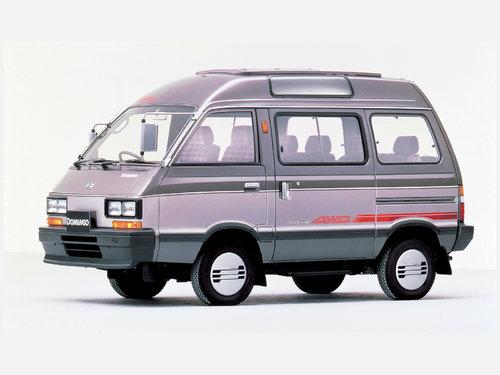 Subaru Domingo 1983 - 1994