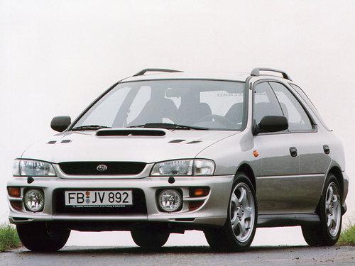 Subaru Impreza WRX 1996 - 2000