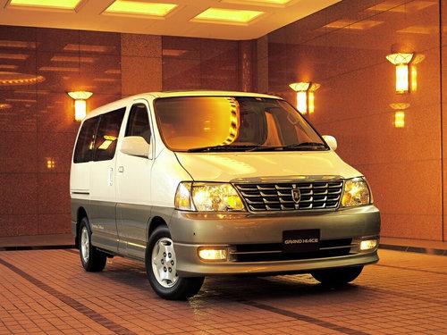 Toyota Grand Hiace 1999 - 2002