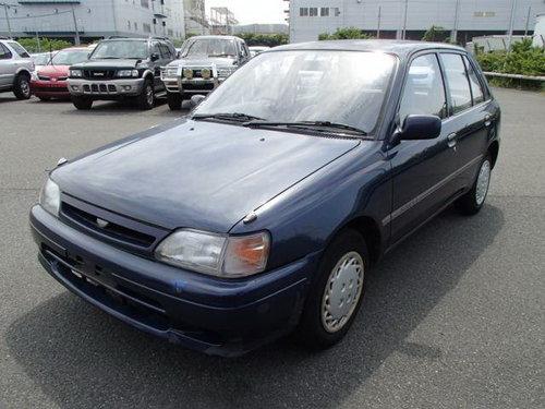 Toyota Starlet 1994 - 1995