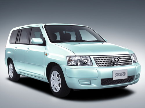 Toyota Succeed 2002 - 2013