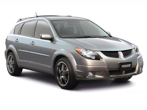 Toyota Voltz 2002 - 2004