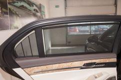 Дополнительно: Солнцезащитные шторки задних дверей, шторка на заднем стекле с электроприводом, вентилируемые задние сиденья
