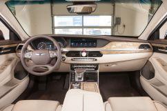 Genesis G90 3.3 T-GDI AT 4WD Royal (06.2016)
