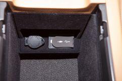 Дополнительное оборудование аудиосистемы: Аудиосистема премиум-класса Mark Levinson: 15 динамиков, AUX, USB