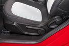 Регулировка передних сидений: Регулировки спинки сидения одним движением для водителя и пассажира