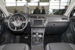Volkswagen Tiguan 1.4 TSI DSG Comfortline (01.2017 - 06.2017)