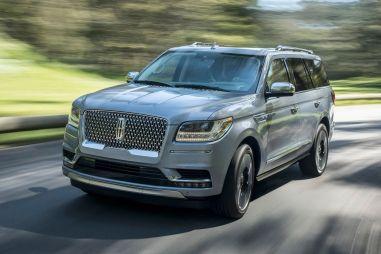 В Нью-Йорке дебютировал новый Lincoln Navigator