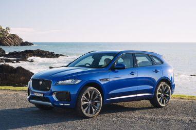 Jaguar F-Pace назвали «Всемирным автомобилем года» в Нью-Йорке
