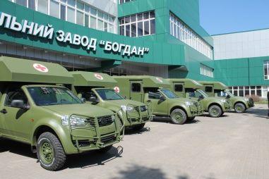 В украинской армии начали замену «буханок» на Great Wall