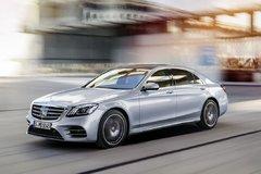 Новость о Mercedes-Benz S-Class