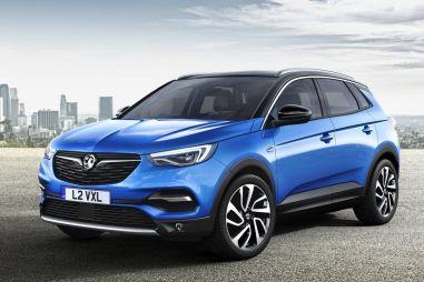 Opel показал кроссовер Grandland X на французской платформе