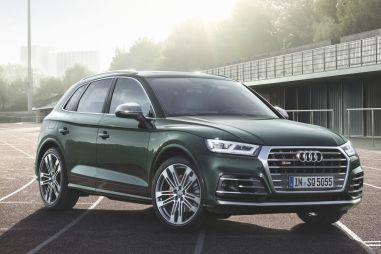 Audi SQ5 с 354-сильным мотором оценили в 4,1 млн рублей
