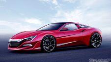 Предположительный внешний вид нового поколения Honda Prelude