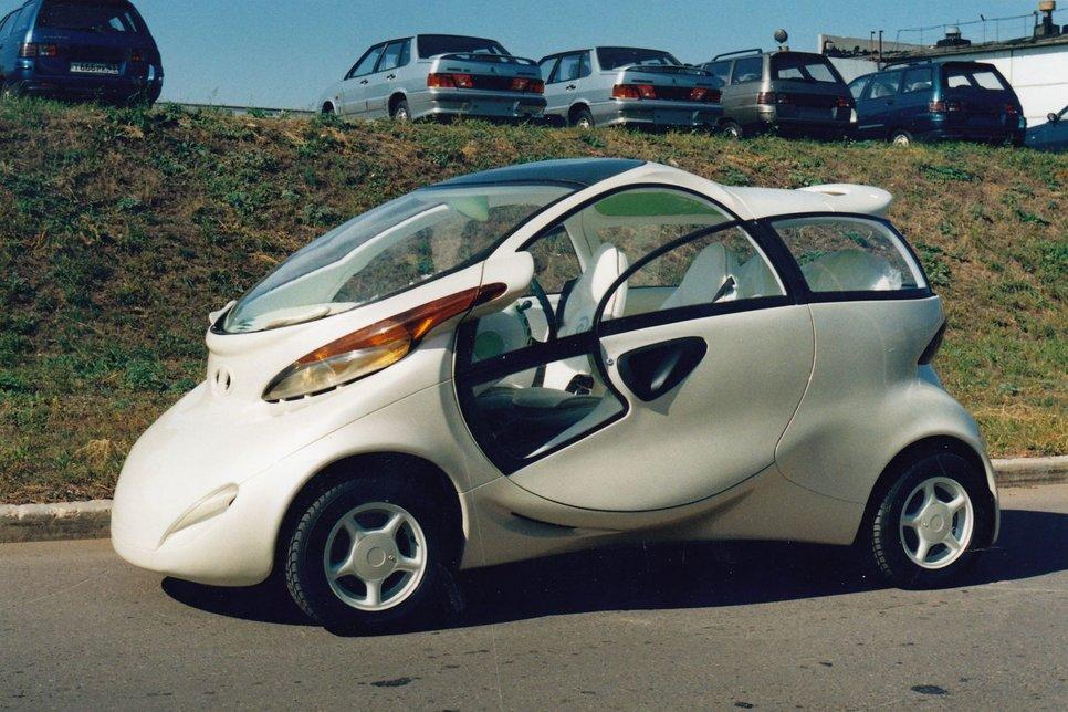 фото концепт каров 1994