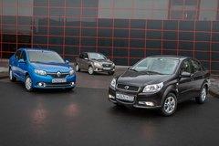Сравнительный тест Ravon Nexia R3, Datsun on-Do и Renault Logan. «Узбек» против тольяттинских - «Автоновости»
