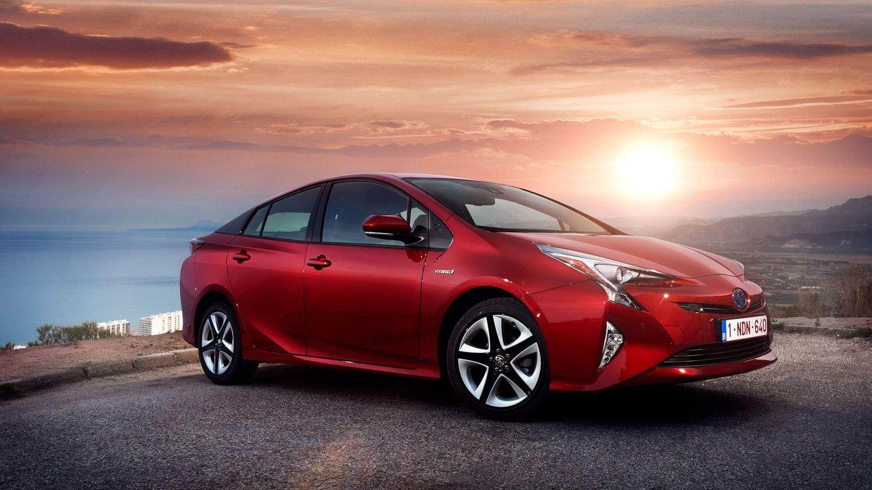 Toyota Prius 2017 - Тойота Приус Новый Описание и цены ...