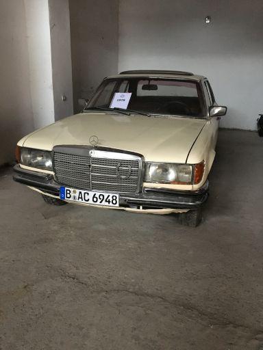 Mercedes-Benz S-Class, 1978