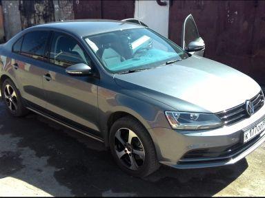 Volkswagen Jetta, 2016