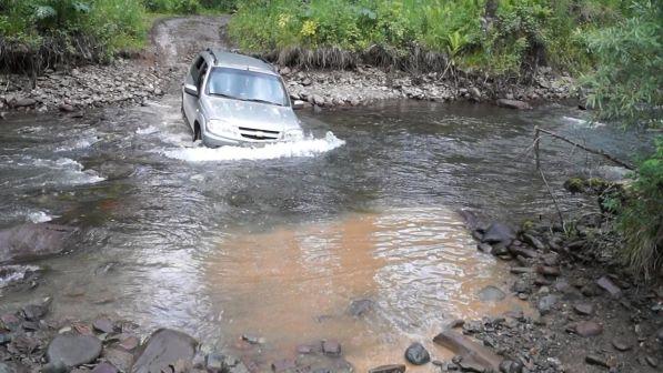 Chevrolet Niva 2016 - отзыв владельца