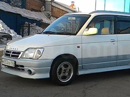 Daihatsu Pyzar 1998 - отзыв владельца