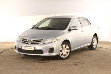 Toyota Corolla 2011 отзыв автора | Дата публикации 01.04.2017.
