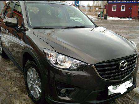 Mazda CX-5 2016 - отзыв владельца