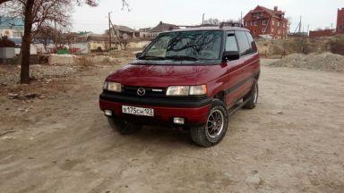 Mazda MPV, 1993