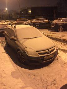 Opel Astra Family, 2011