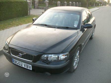 Volvo S60 2002 - отзыв владельца