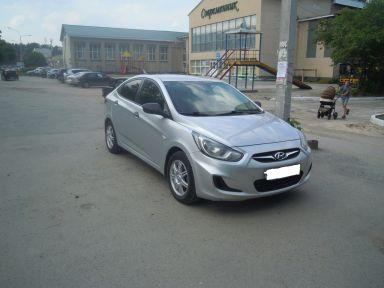 Hyundai Solaris 2011 отзыв автора | Дата публикации 04.04.2017.