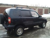 Chevrolet Niva, 2008