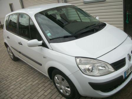Renault Scenic 2008 - отзыв владельца