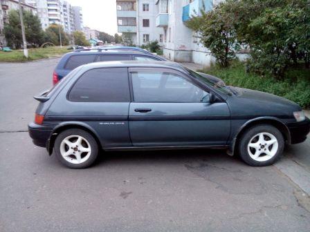 Toyota Tercel 1994 - отзыв владельца
